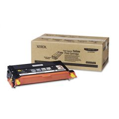 113r00725 High-Yield Toner, 6000 Page-Yield, Yellow
