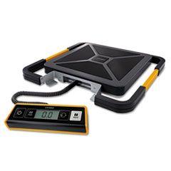 S400 Portable Digital Usb Shipping Scale, 400 Lb.
