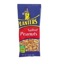SALTED PEANUTS, 1.75 OZ, 12/BOX