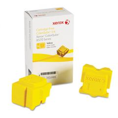 108R00928 SOLID INK STICK, 4400 PAGE-YIELD, YELLOW, 2/BOX