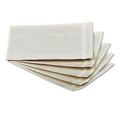 SELF-ADHESIVE PACKING LIST ENVELOPE, 4.5 X 6, CLEAR, 1,000/CARTON