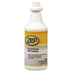 Z-Tread Buff-Solution Spray, Neutral, 1qt Bottle
