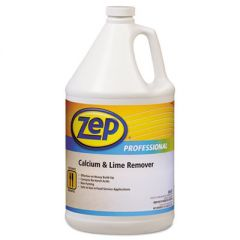 Calcium & Lime Remover, Neutral, 1gal Bottle, 4/carton