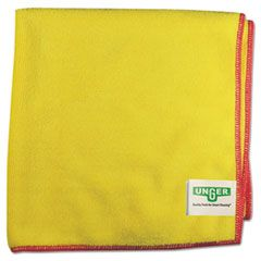 Smartcolor Microwipes 4000, Heavy-Duty, 16 X 15, Yellow/red, 10/case