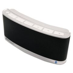 Blunote 2 Portable Wireless Bluetooth Speaker, Black/silver