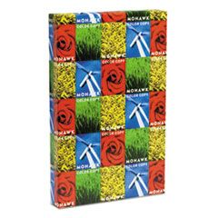 COLOR COPY RECYCLED PAPER, 94 BRIGHT, 28LB, 11 X 17, PC WHITE, 500/REAM