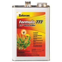 Formula 777 E.c. Weed Killer, Non-Cropland, 1 Gal Can, 4/carton