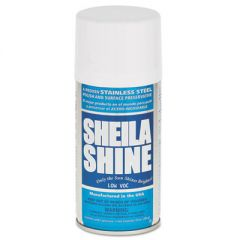 Low Voc Stainless Steel Cleaner & Polish, 10 Oz Can, 12/carton