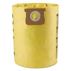 High Efficiency Collection Filter Bags, 10 14gal, 2/pack