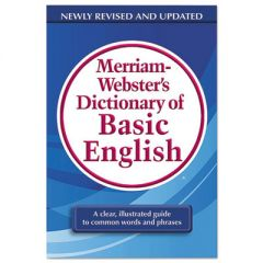 Dictionary Of Basic English, Paperback, 800 Pages