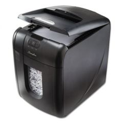 STACK-AND-SHRED 130XL AUTO FEED SUPER CROSS-CUT SHREDDER VALUE PACK, 130 AUTO/6 MANUAL SHEET CAPACITY