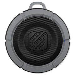 Boombouy Rugged Waterproof Wireless Speaker, Black
