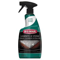 Granite Cleaner And Polish, Citrus Scent, 24 Oz Bottle
