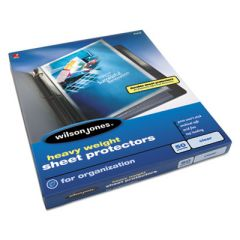 Heavyweight Top-Loading Sheet Protectors, Letter, 50/box