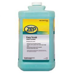 INDUSTRIAL HAND CLEANER, EASY SCRUB, 1 GAL BOTTLE WITH PUMP, 4/CARTON