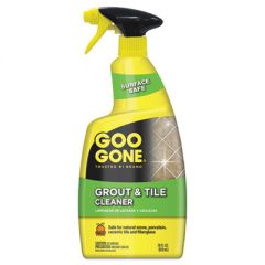 GROUT AND TILE CLEANER, CITRUS SCENT, 28 OZ TRIGGER SPRAY BOTTLE