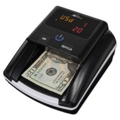 QUICK SCAN COUNTERFEIT DETECTOR AND BILL COUNTER LIQUID;MICR, US CURRENCY, BLACK