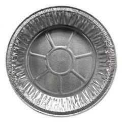 """Aluminum Pie Pans, 9"""" Dia., Medium, 500/Carton"""
