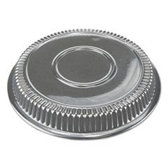 "DOME LIDS FOR 9"" ROUND CONTAINERS, 500/CARTON"