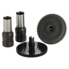 REPLACEMENT PUNCH KIT FOR HIGH CAPACITY TWO-HOLE PUNCH, 9/32 DIAMETER
