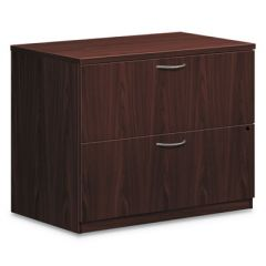 FOUNDATION LATERAL FILE, 35.78W X 19.88D X 28.48H, MAHOGANY