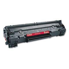 0281900001 85A MICR TONER SECURE, ALTERNATIVE FOR HP CE285A, BLACK