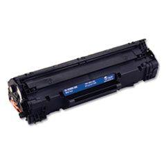 0282000500 78A MICR TONER, ALTERNATIVE FOR HP CE278A, BLACK