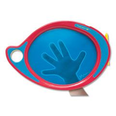 "PLAY N' TRACE, 8.5"" X 8.25"" SCREEN, BLUE/RED"