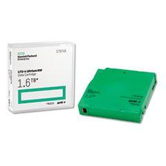 "1/2"" Ultrium Lto-4 Cartridge, 2600ft, 800gb Native/1.6tb Compressed Capacity"