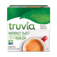 Natural Sugar Substitute, 140 Packets/box