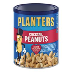 COCKTAIL PEANUTS, 16 OZ CAN