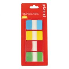 "Self Stick Index Tab, 1"", Assorted Colors, 100/pack"