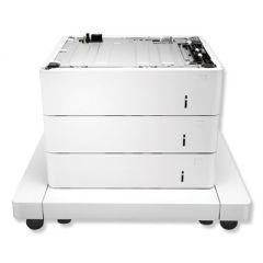 3X550 SHEET PAPER FEEDER WITH CABINET FOR LASERJET ENTERPRISE MFP M631/M632/M633