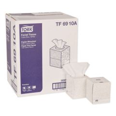PREMIUM FACIAL TISSUE, 2-PLY, WHITE, 94 SHEETS/BOX, 36 BOXES/CARTON