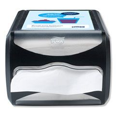 XPRESSNAP COUNTER NAPKIN DISPENSER, 7.5W X 12.1D X 5.7H, BLACK