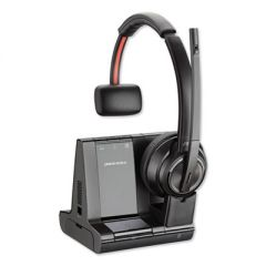 SAVI W8210M MONAURAL OVER-THE-HEAD HEADSET