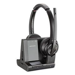 SAVI W8220 BINAURAL OVER-THE-HEAD HEADSET