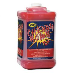 CHERRY BOMB HAND CLEANER, CHERRY SCENT, 1 GAL BOTTLE