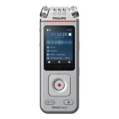 VOICE TRACER 4110 DIGITAL RECORDER, 8 GB, SILVER
