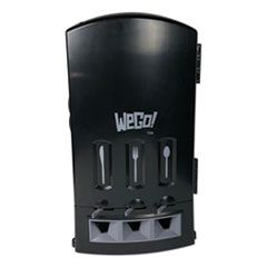 "DISPENSER, 13.39"" X 15.75"" X 23.62"" BLACK"