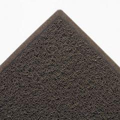 Dirt Stop Scraper Mat, Polypropylene, 48 X 72, Chestnut Brown