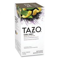 Tea Bags, Earl Grey, 2 Oz, 24/box