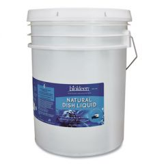 NATURAL DISH LIQUID, CITRUS, 5 GAL PAIL