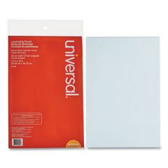"""LAMINATING POUCHES, 3 MIL, 18"""" X 12"""", MATTE CLEAR, 25/PACK"""