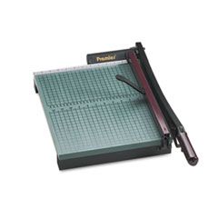 """Stakcut Paper Trimmer, 30 Sheets, Wood Base, 12 7/8"""" X 17-1/2"""""""