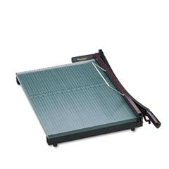 """Stakcut Paper Trimmer, 30 Sheets, Wood Base, 19"""" X 24-7/8"""""""