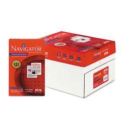 PREMIUM MULTIPURPOSE COPY PAPER, 97 BRIGHT, 20LB, 8.5 X 14, WHITE, 500 SHEETS/REAM, 10 REAMS/CARTON